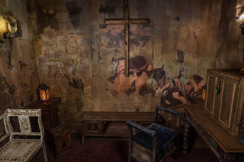 Escape Game Das Geheimnis der toten Mönche