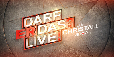 Chris Tall Show Logo
