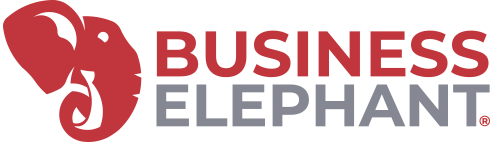 Business Elephant Logo