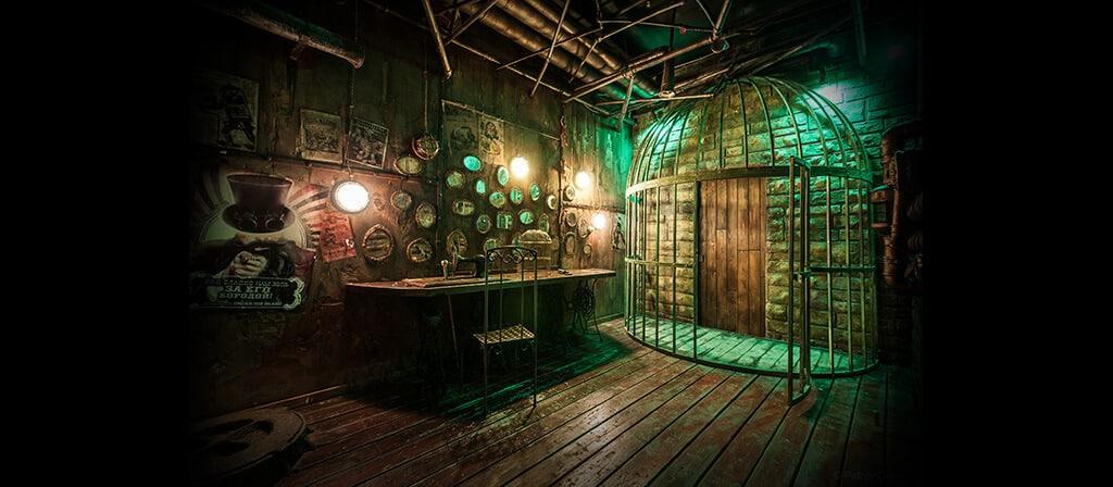 Enigmania Dortmund Escape Room Der Puppenspieler