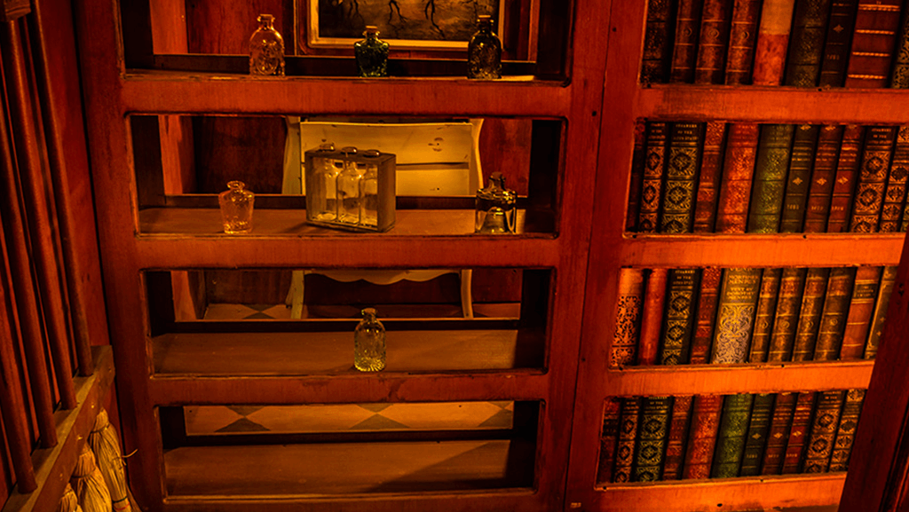 Escape Room Die Zauberschule