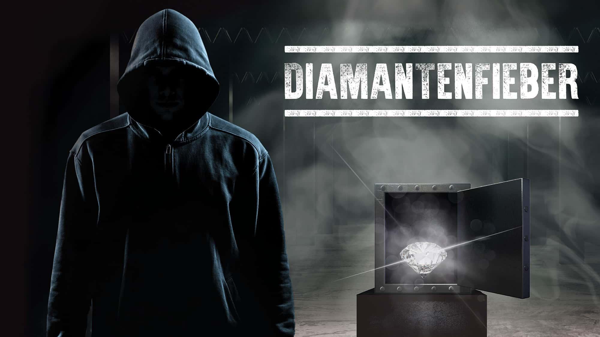 Diamantenfieber - Online Escape Game